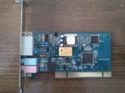 56k PCI fax modem dual-up