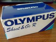 Фотоаппарат пленочный OLYMPUS Shoot & Go-R