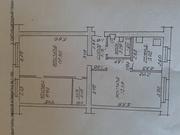 Продам 3-комнатную квартиру в Орше на первом этаже