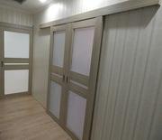 Межкомнаттные двери раздвижные и распашные от производителя с установк