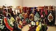Похороны,  памятники,  ограды,  благоустройство,  ритуальные товары