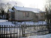 Продается дом на берегу водоема